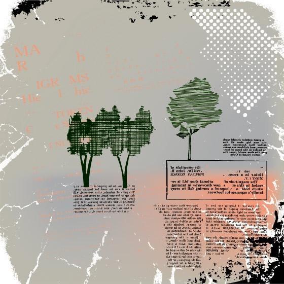 Αφηρημένο δάσος