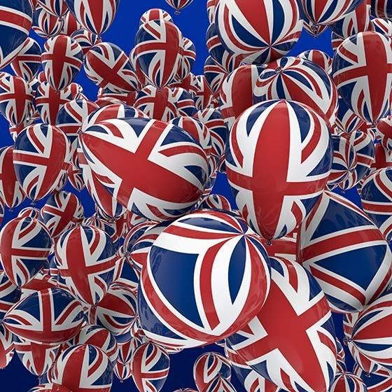 Βρετανικά μπαλόνια