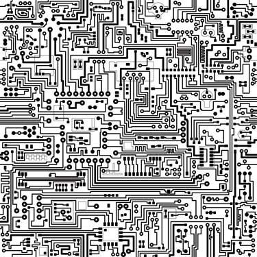 Ηλεκτρονικά εξαρτήματα.