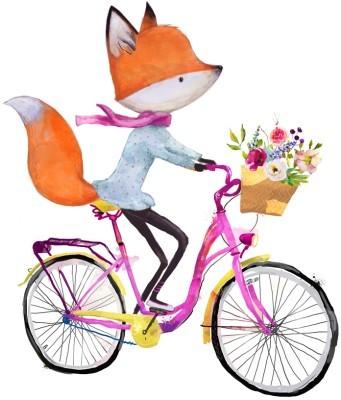 Αλεπού κάνει ποδήλατο, Παιδικά, Image Gallery