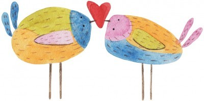 Ερωτευμένα πουλάκια, Παιδικά, Image Gallery