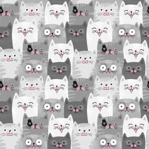 Γάτες με Ρόζ Μυτούλες, Παιδικά, Image Gallery