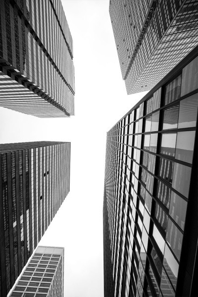 Tall buildings in New York