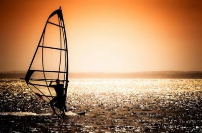 Σέρφερ στο ηλιοβασίλεμα, Σπορ, Image Gallery