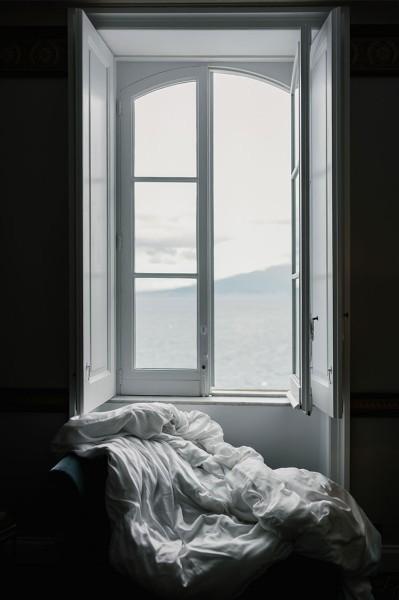 Λευκό παράθυρο