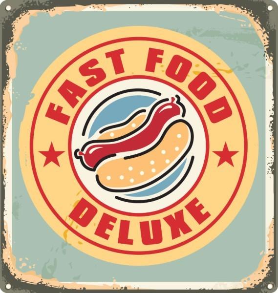 Fast food - Hot dog