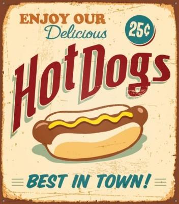 Hot Dogs, Φράσεις, Image Gallery