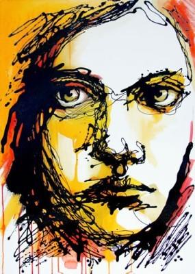 Πορτρέτο όμορφου κοριτσιού, Ζωγραφική, Image Gallery
