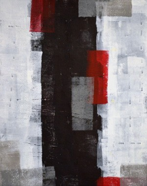 Black Red and Grey, Ζωγραφική, Image Gallery