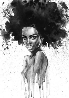 Υδατογραφία Γυναίκας, Ζωγραφική, Image Gallery