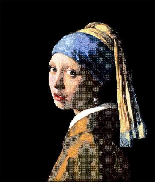 Κοπέλα με μαντήλι