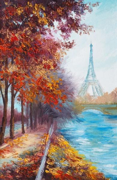 Φθινόπωρο στο Παρίσι