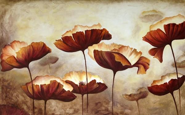 Ρετρό λουλουδάκια
