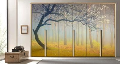 Δέντρο μες στην ομίχλη, Φύση, Αυτοκόλλητα ντουλάπας