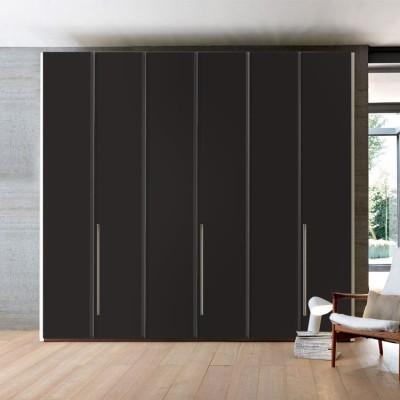 Black, Μονόχρωμα, Αυτοκόλλητα ντουλάπας