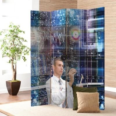 Σύγχρονες τεχνολογίες του Διαδικτύου, Τεχνολογία - 3D, Παραβάν