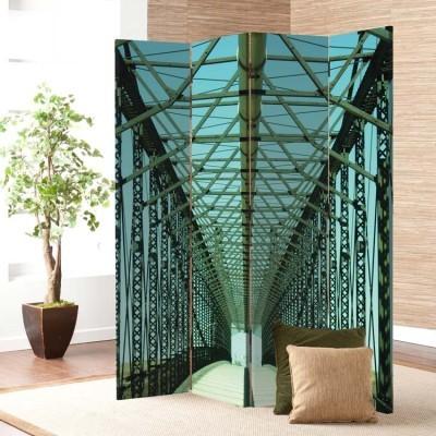 Long Bridge, Τεχνολογία - 3D, Παραβάν
