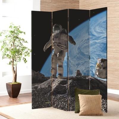 Αστροναύτης σε πλανήτη, Διάφορα, Παραβάν