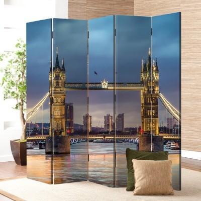 Πύργος του Λονδίνου, Πόλεις, Παραβάν
