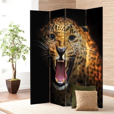 Τίγρης!, Ζώα, Παραβάν