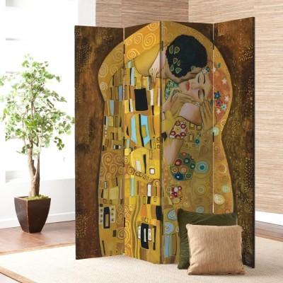 Klimt, Ζωγραφική, Παραβάν