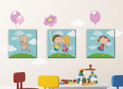 Παιδάκια, Παιδικά, Πίνακες και αυτοκόλλητα