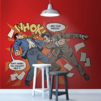 Men fighting!, Κόμικς, Ταπετσαρίες Τοίχου