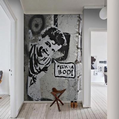 Γκράφιτι, Διάφορα, Ταπετσαρίες Τοίχου