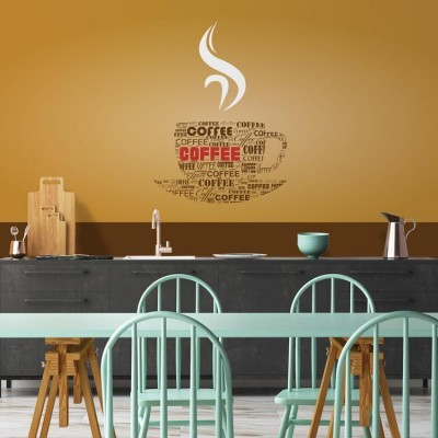 Τυπογραφία καφέ, Φαγητό, Ταπετσαρίες Τοίχου