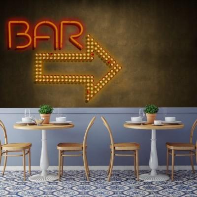 To the Bar, Φόντο - Τοίχοι, Ταπετσαρίες Τοίχου
