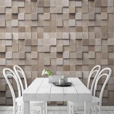 Στοίβα από ξυλεία, Φόντο - Τοίχοι, Ταπετσαρίες Τοίχου