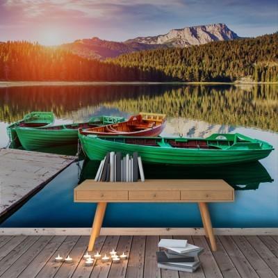 Πράσινες Βάρκες, Φύση, Ταπετσαρίες Τοίχου