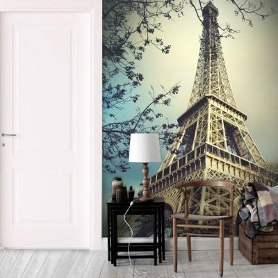Ο πύργος του Άιφελ, Παρίσι, Πόλεις - Ταξίδια, Ταπετσαρίες Τοίχου
