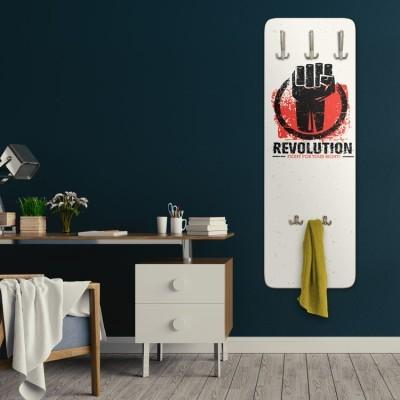 Επανάσταση!, Κόμικ, Κρεμάστρες & Καλόγεροι