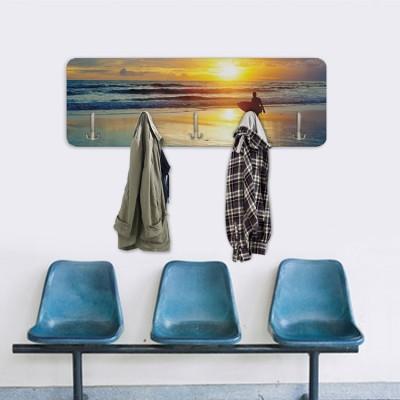 Μπαλί, Ινδονησία Πόλεις -Ταξίδια Κρεμάστρες & Καλόγεροι 45 cm x 1.38cm