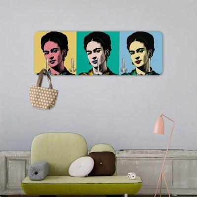Frida Khalo, Vintage, Κρεμάστρες & Καλόγεροι