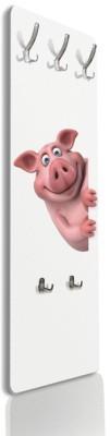 Happy pig Παιδικά Κρεμάστρες & Καλόγεροι 45 x 138 εκ.
