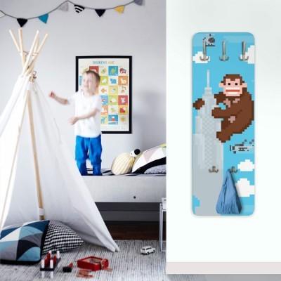 King Kong, Παιδικά, Κρεμάστρες & Καλόγεροι