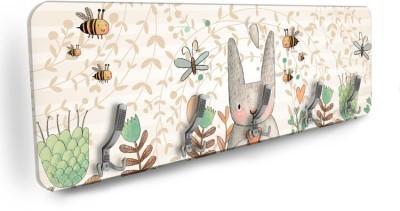 Χαριτωμένο κουνελάκι Παιδικά Κρεμάστρες & Καλόγεροι 138 x 45 εκ.