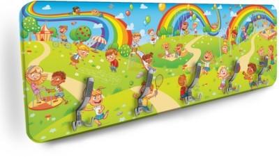 Παιδική χαρά Παιδικά Κρεμάστρες & Καλόγεροι 138 x 45 εκ.