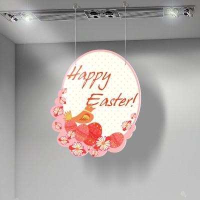 Happy Easter, Πασχαλινά, Καρτολίνες κρεμαστές