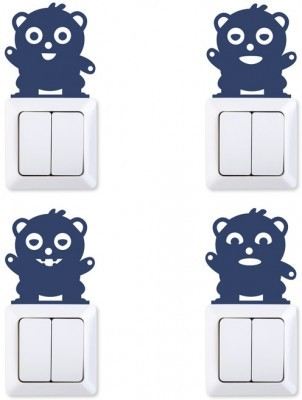 Bears, Διάφορα, Αυτοκόλλητα πρίζας