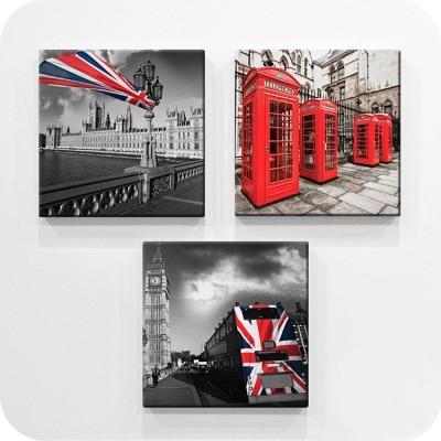 Λονδίνο, Διάφορα, Mini Set καμβάς