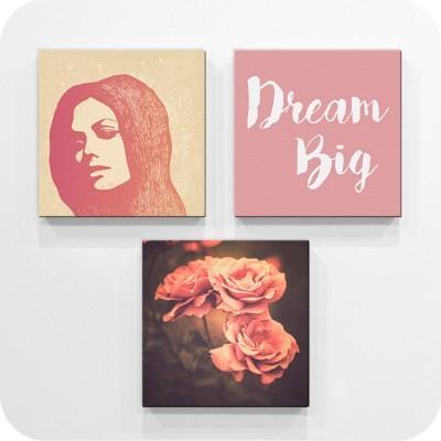 Dream Big, Διάφορα, Mini Set καμβάς