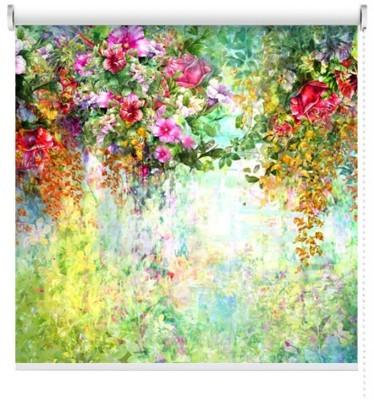 Πολύχρωμα λουλούδια