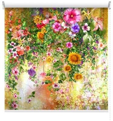 Όμορφα Λουλούδια, Φύση, Ρολοκουρτίνες