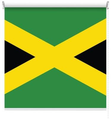 Τζαμάϊκα, Σημαίες του κόσμου, Ρολοκουρτίνες