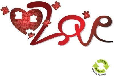 Αγάπη, Valentines Day, Αυτοκόλλητα βιτρίνας