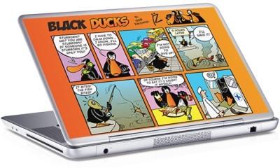 Black Ducks, Skins sticker, Αυτοκόλλητα Laptop