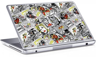 Comic, Skins sticker, Αυτοκόλλητα Laptop